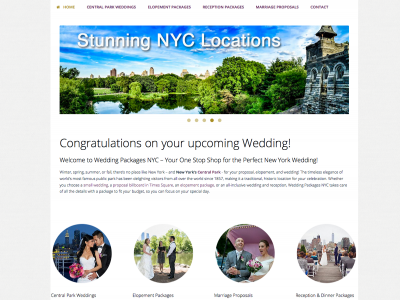 Weddingpackagesnyc.com - Wedding Officiant & Packages in New York City
